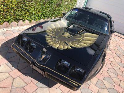 1979 Pontiac Firebird Trans Am SE