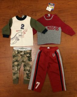 Baby Boys clothing lot 12-18 months