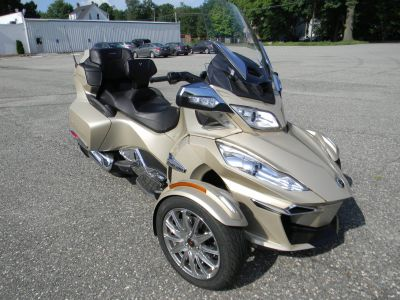 2017 Can-Am Spyder RT Limited Trikes Motorcycles Springfield, MA