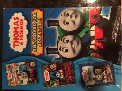 Thomas & Friends: All aboard for adventure
