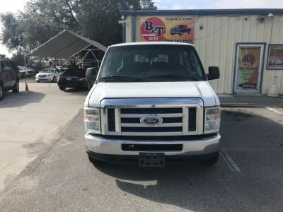 2012 Ford E-350 E-350 SD XL (White)