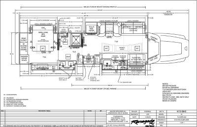 2020 Renegade XL 45 Super C Motorcoach