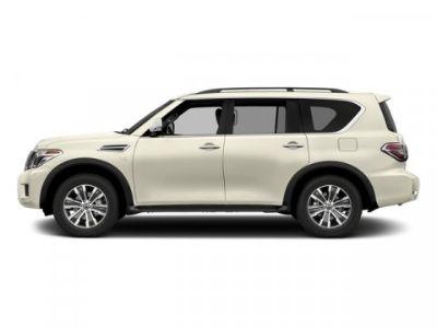 2018 Nissan Armada SL (Pearl White)