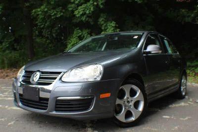 2005 Volkswagen Jetta 2.5 PZEV (Gray)