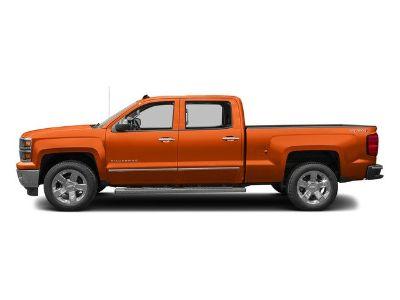 2015 Chevrolet Silverado 1500 LT (Sunset Orange Metallic)