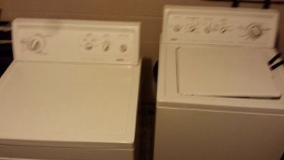 Kenmore washer a