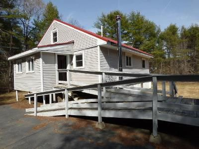 3 Bed 1 Bath Foreclosure Property in Monroe, ME 04951 - Stream Rd