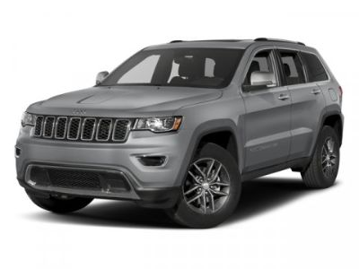 2017 Jeep Grand Cherokee Limited (Diamond Black Crystal Pearlcoat)