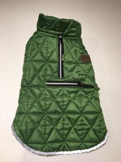 Dog coat by Friends Forever, size medium