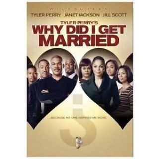 Tyler Perrys Why Did I Get Married (DVD, 2008)