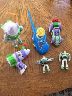 Buzz Lightyear Toys
