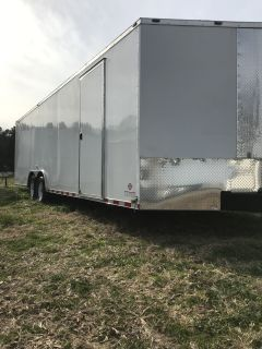 2018 Other 8.5x26 VNose Enclosed Trailer