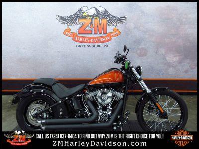 2011 Harley-Davidson Softail Blackline Cruiser Motorcycles Greensburg, PA