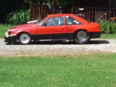 92 Mustang