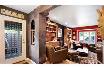 A must see eccentric art gallery for a home in the City of Good Living!