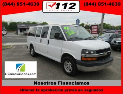 2008 Chevrolet Express 1500 LS 1500 (Summit White)