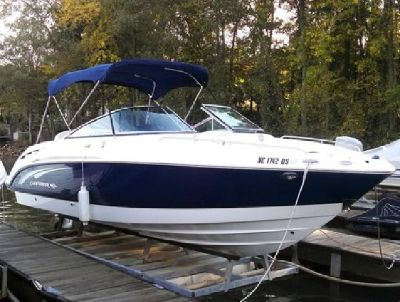 2010 Chaparral 256SSX Bowider Boat- Like New
