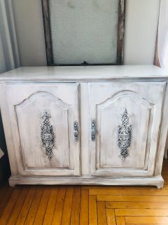 Restyled Media Center / Buffet / Entryway Cabinet