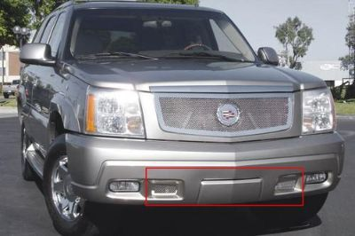 Sell T-Rex 02-06 Cadillac Escalade Billet Grille Upper Class Polished Mesh Grill motorcycle in Corona, California, US, for US $194.50