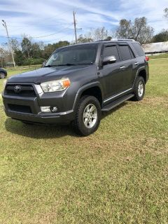 2010 Toyota 4Runner Limited (Grey)