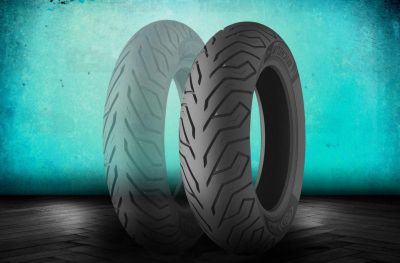 Sell One New 130/70-13 Michelin City Grip Rear Scooter Tire 130/70/13 @ElysTires motorcycle in Hollywood, Florida, US, for US $78.86