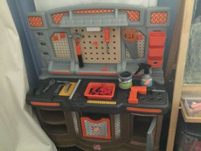 Home Depot Kids Workbench - OPEN TO OFFERS