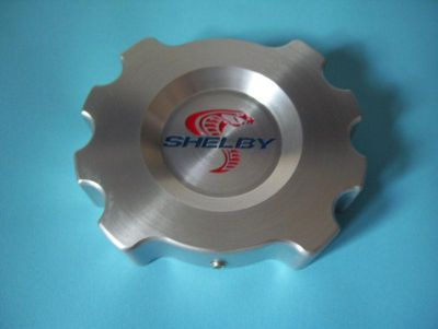 Sell FORD MUSTANG SHELBY COBRA SVT RED SUPER SNAKE BILLET ENGINE OIL CAP 4.0/5.4 motorcycle in Palm Springs, California, US, for US $34.98