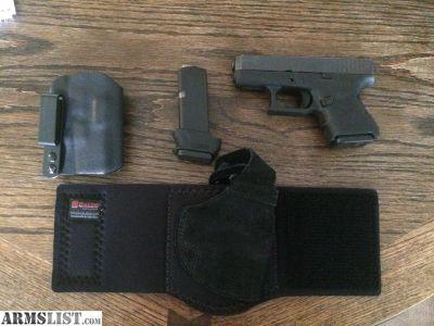 For Sale/Trade: Glock 26 Gen 4