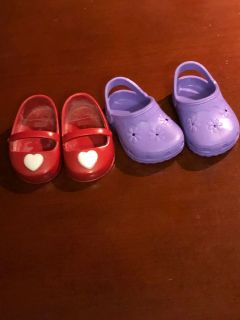 American girl doll 18 inch shoes