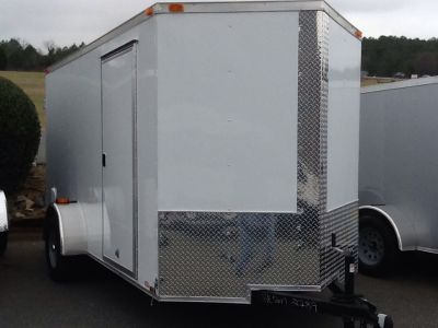 2017 Other NEW 6X12 VNose Enclosed Trailer