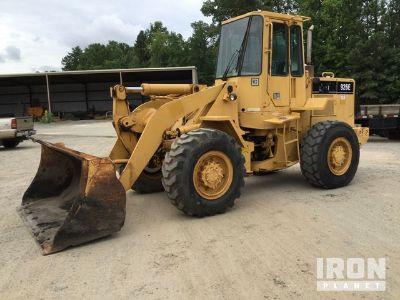 Cat 926E Wheel Loader