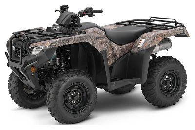 2019 Honda FourTrax Rancher 4x4 DCT IRS EPS ATV Utility Woodinville, WA