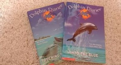 Dolphin Diaries lot