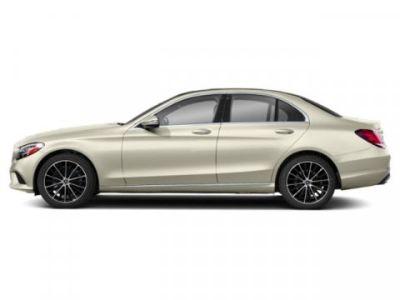 2019 Mercedes-Benz C-Class C 300 (designo Diamond White Metallic)