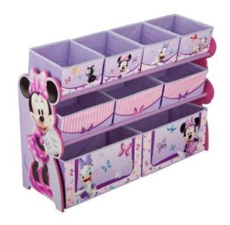 Minnie Mouse deluxe toy organizer