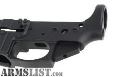 Want To Buy: WTB closed ear AR15 receiver