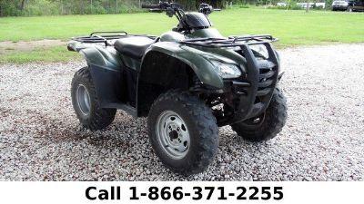 2007 Honda TRX420TE Used ATV (Green)