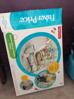 Fisher Price Deluxe Infant-to-Toddler Rocker