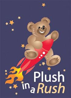 Plush in a Rush  Part Time Sales Rep (Central Louisiana)