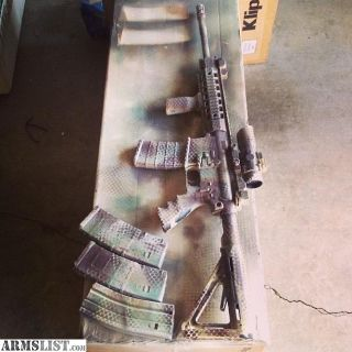 For Sale: sig sauer 516