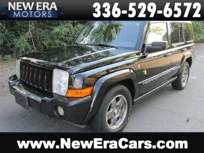 2006 Jeep Commander Base (Black)