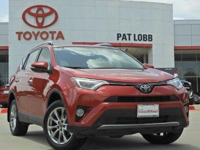 2016 Toyota RAV4 Limited (Red)