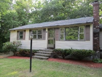 2 Bed 1 Bath Foreclosure Property in Webster, MA 01570 - Lower Gore Rd