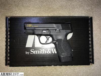 For Sale/Trade: Shield .45