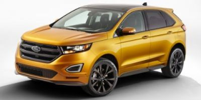 2015 Ford Edge Sport (Black)