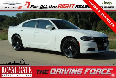 2017 Dodge Charger SE (White Knuckle Clearcoat)
