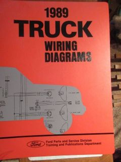1989 Truck Wiring Diagrams