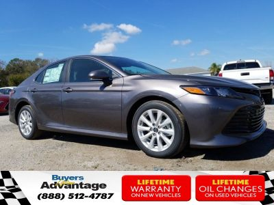 2019 Toyota Camry LE (PREDAWN GRY)