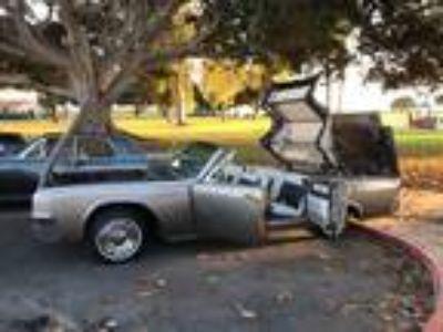 1962 Lincoln Continental Convertible 430 V8 Suicide