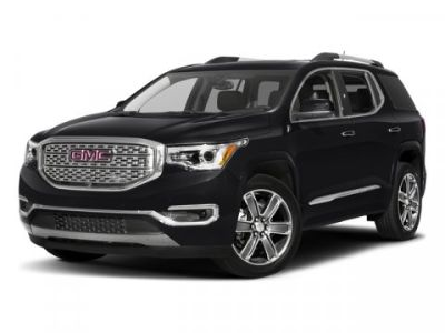2018 GMC Acadia Denali (Ebony Twilight Metallic)
